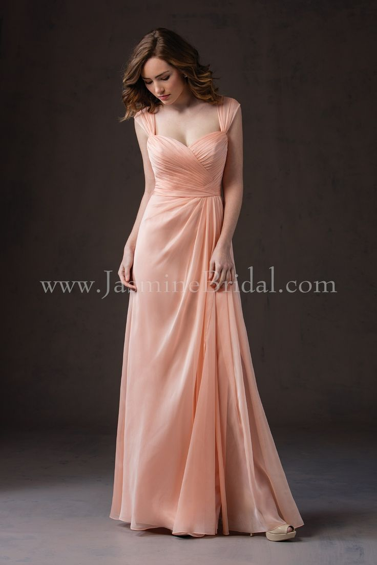 46 best fall 2016 bridesmaids images on pinterest jasmine bridal jasmine bridal bridesmaid dress belsoie style l184055 in dreamsicle ombrellifo Choice Image