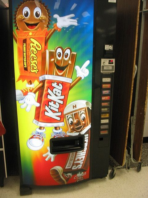 17 Best Images About Vending Machines On Pinterest
