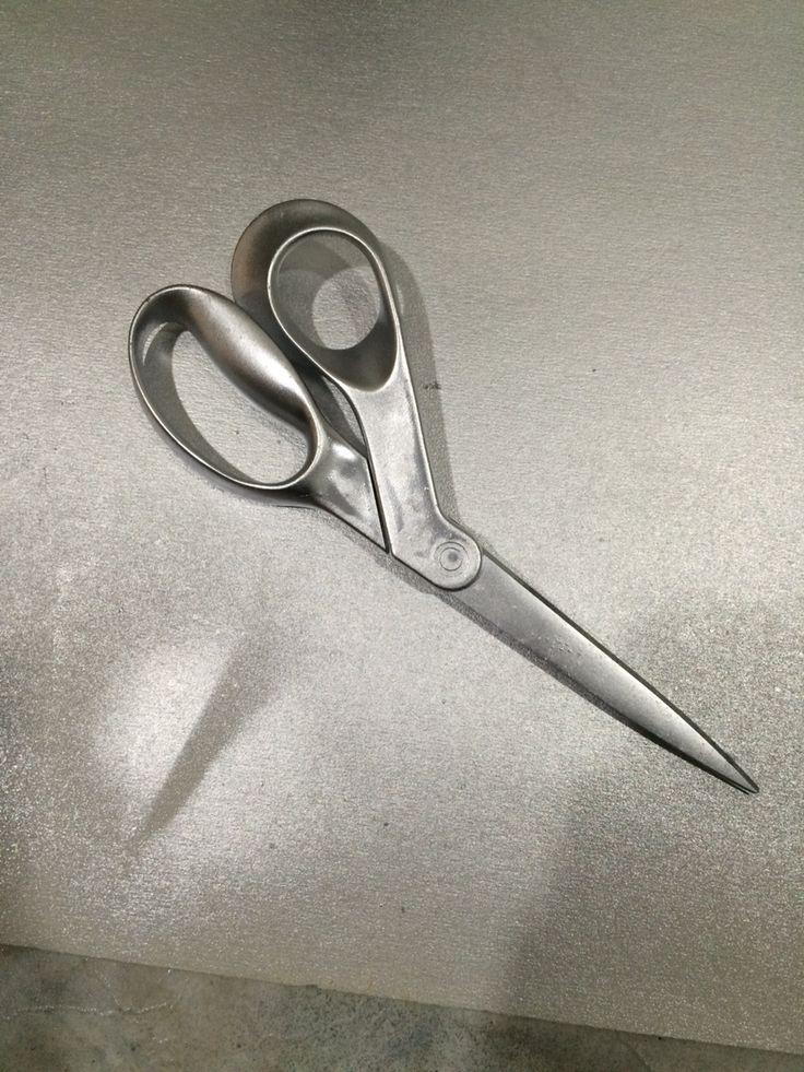 Thefour studio #scissors #still #silver #cut