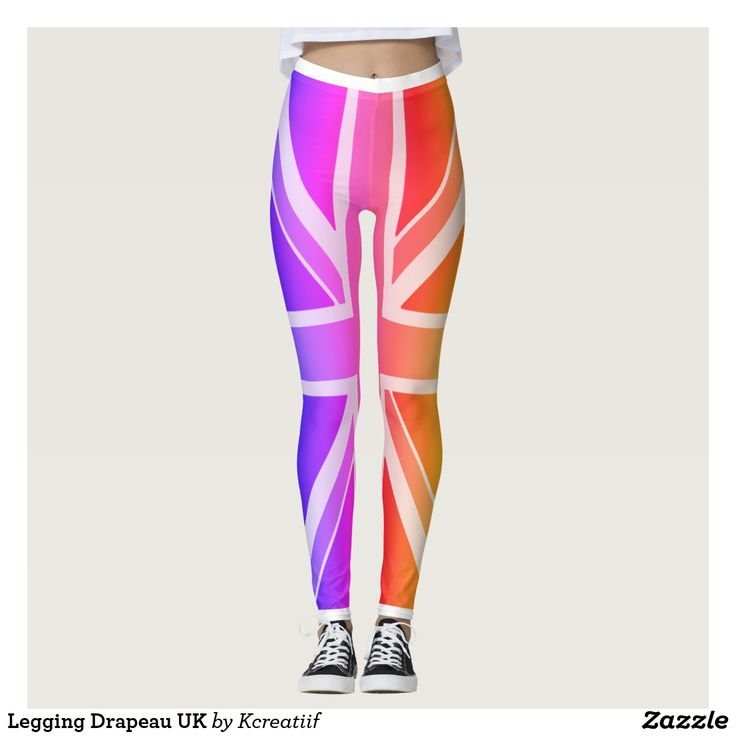 Legging Drapeau UK