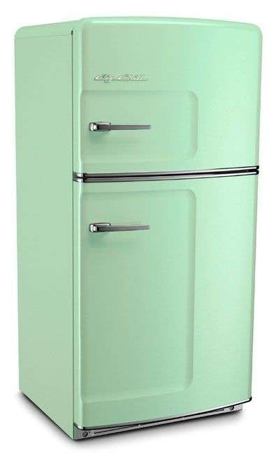Frigoriferi anni 50 | Home stuff | Pinterest | Retro fridge, Kitchen ...