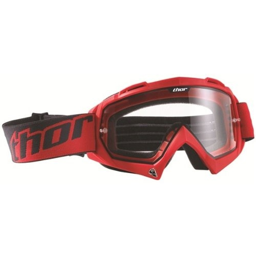 Thor MX Enemy Solid Adult Motocross Motorcycle Goggles - http://downhill.cybermarket24.com/thor-mx-enemy-solid-adult-motocross-motorcycle-goggles/