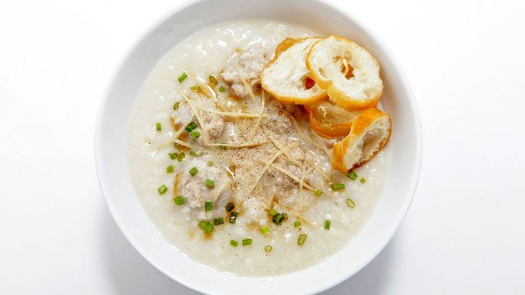 風邪でダウン気味の日に食べたい鶏がらスープの「やさしいおかゆ」 | TABI LABO