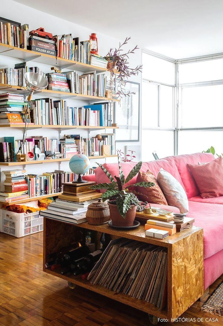Live With Friends Eclectic Living Room Home Living Room Home Remodeling #vintage #eclectic #living #room