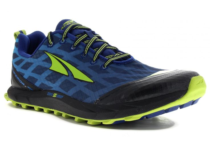 Altra Superior 2.0 M pas cher - Chaussures homme running Trail en promo