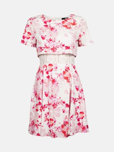 Mandy dress | 7166205 | Punainen | BikBok | Suomi