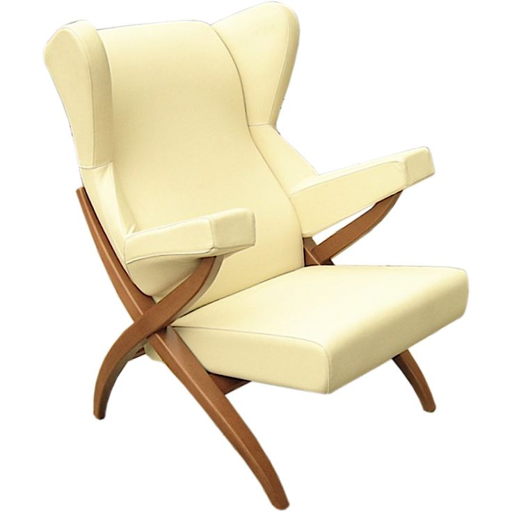 """Franco Albini """"Fiorenze Chair"""" for Arflex,1952"""