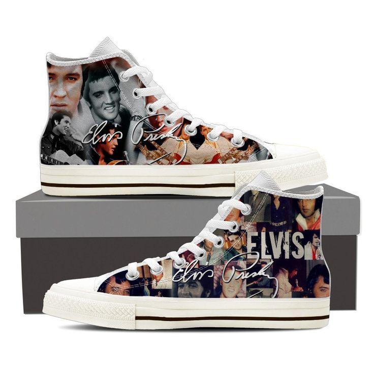 Elvis Presley Ladies high top sneakers