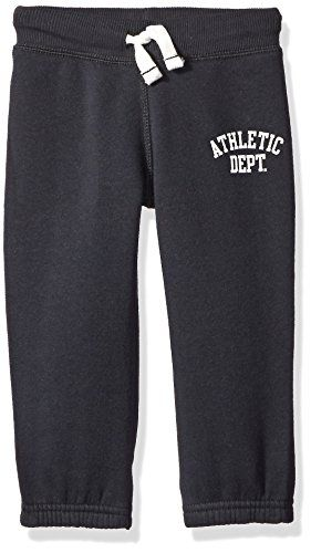 Carters Baby Boys Knit Fleece Pants Baby  Black  9M * Click image to review more details.