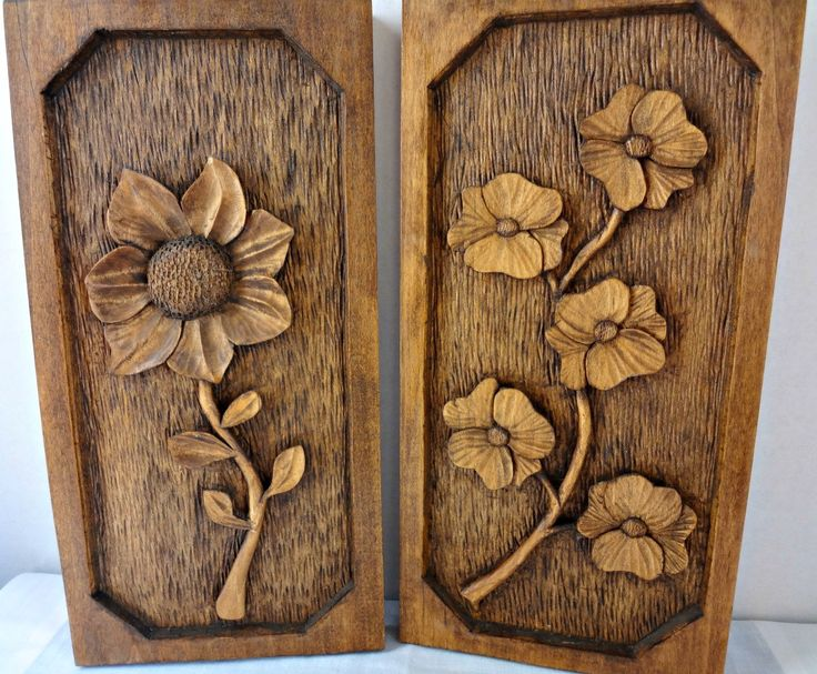 309 best carvings images on pinterest carved wood - Herramientas para tallar madera ...