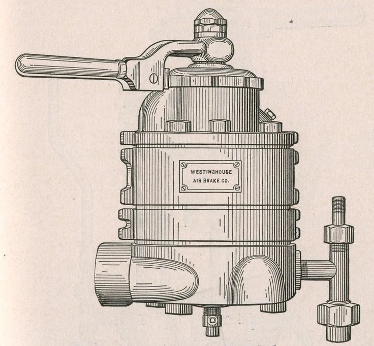 #OnThisDay in #History: Two-and-a-half years after establishing the Westinghouse Air Brake Company, inventor and industrialist George Westinghouse received a patent for the railway air brake on March 5, 1872.