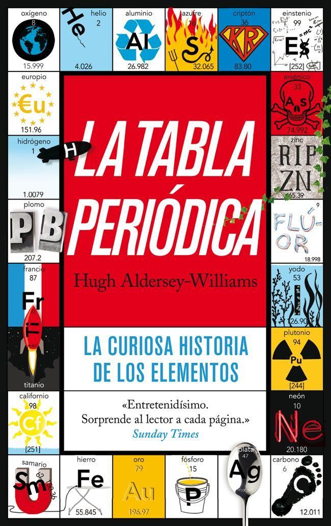 La tabla periódica y la curiosa historia de los elementos