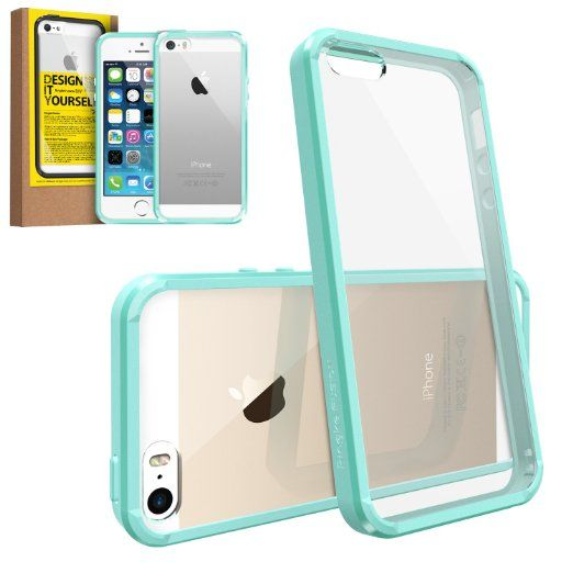 best service e02b9 ce8d3 Amazon.com: Ringke Fusion Premium Shock Absorption Clear Back Hybrid ...