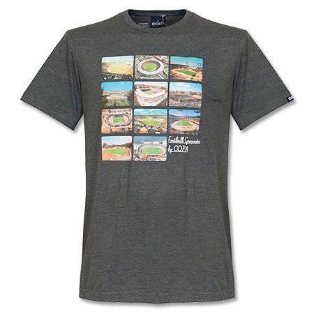 COPA Football Grounds T-Shirt