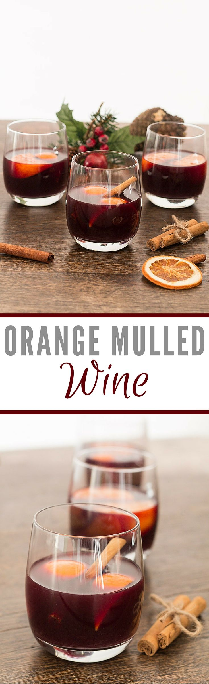 Orange Mulled Wine   Recipes From A Pantry