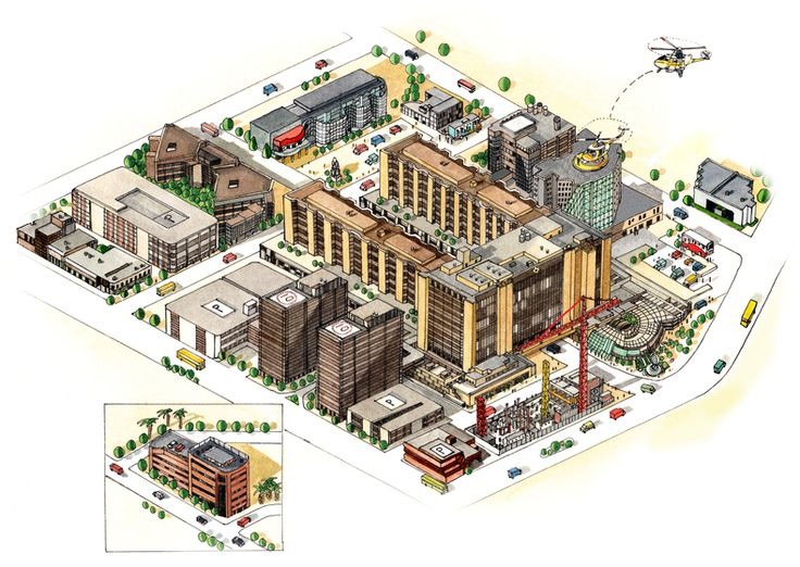 Cedar Sinai Medical Center LA