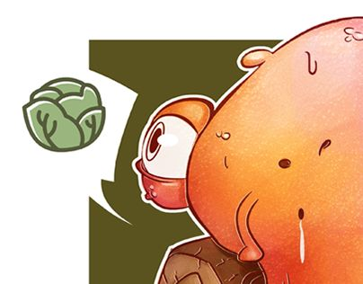 """Check out new work on my @Behance portfolio: """"Snail dude"""" http://be.net/gallery/49749451/Snail-dude"""