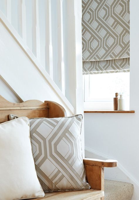 We can offer matching and complimentary soft furnishings too.