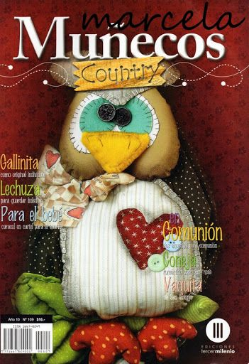 MUÑECOS COUNTRY No. 109 - Marcia M - Λευκώματα Iστού Picasa