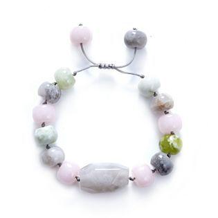 Lola Rose Emmanuel Gemstones Bracelet - Madagascar Eyestone