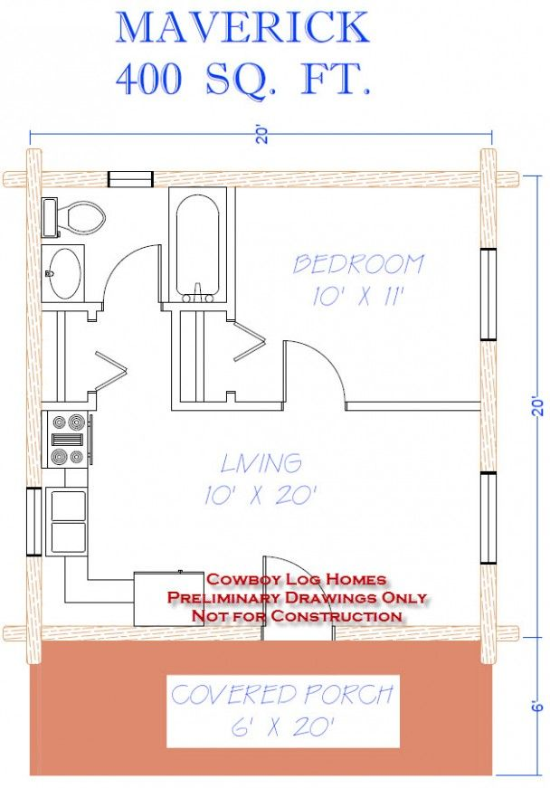 26 best 400 sq ft floorplan images on pinterest for 400 sq ft cabin