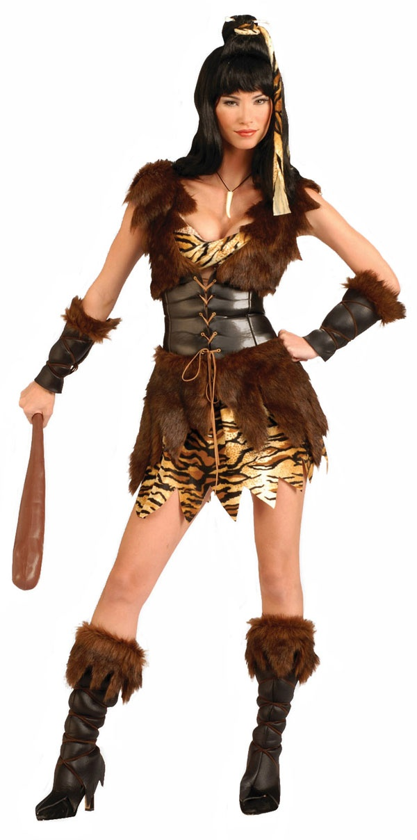 cavewoman Costumes for women, Adult costumes, Sexiest costum