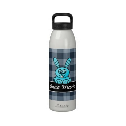 Bunny Rabbit Blue Gingham Personalized Water Bottl Drinking Bottle Yes I can say you are on right site we just collected best shopping store that haveThis Deals          	Bunny Rabbit Blue Gingham Personalized Water Bottl Drinking Bottle please follow the link to see fully reviews...