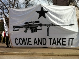 'Open carry' bill latest proposal to expand gun laws in Texas