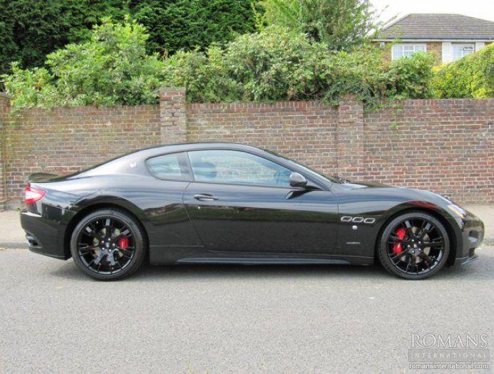 2010  10  Maserati Granturismo S Mc Sportline