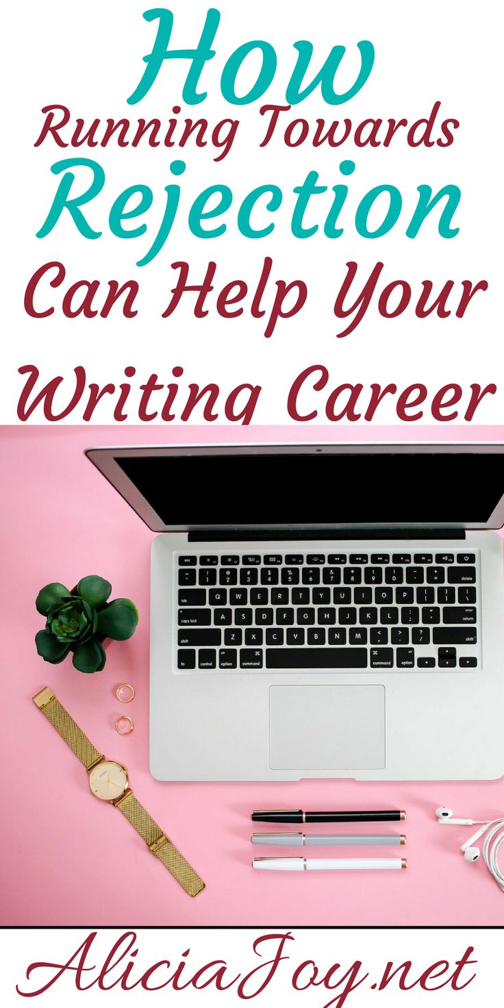 Dear Frustrated Writer, You can use you rejection to build your writing career.
