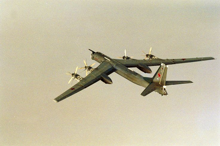 Russian strategic bombers penetrated US airspace at least 16 times in the past 10 days - it feels like the early to mid 1980s all over again...