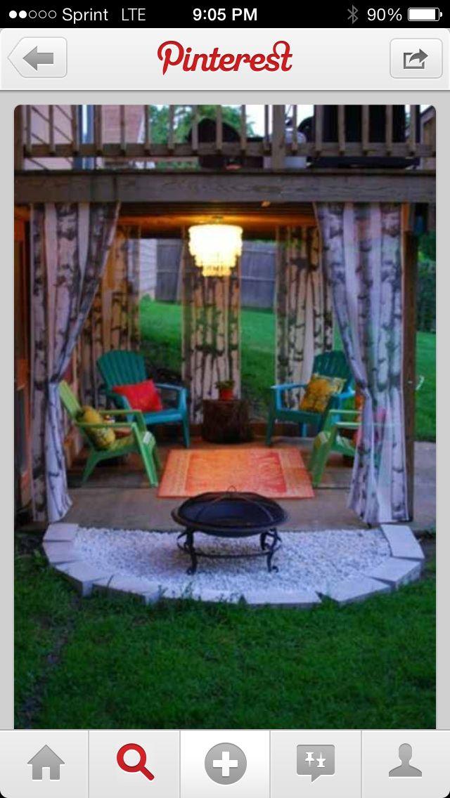 Small backyard ideas