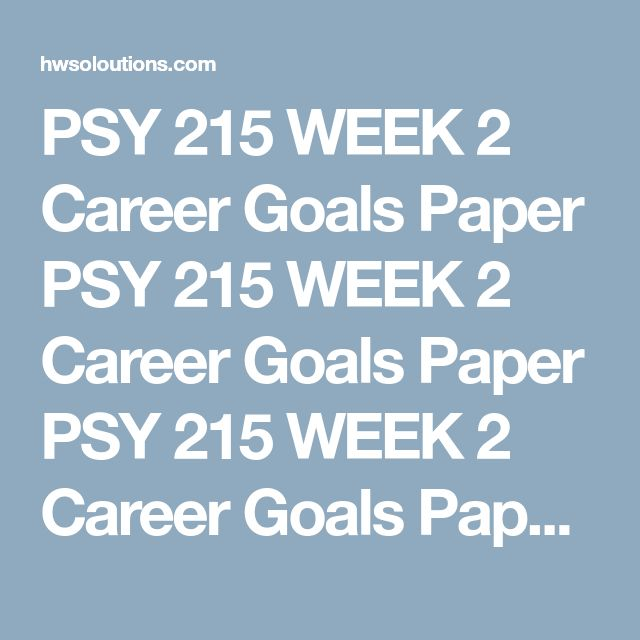 psy 250 week 1 personality reflection paper Psy/250 week 5 homework help psy 250 week 1 individual personality reflection worksheet: psy 250 week 2 psychoanalytic personality assessment paper: $1550: psy 250 week 5 humanistic perspectives paper 700 to 1050 word analyzing the approaches personality your should cover following.