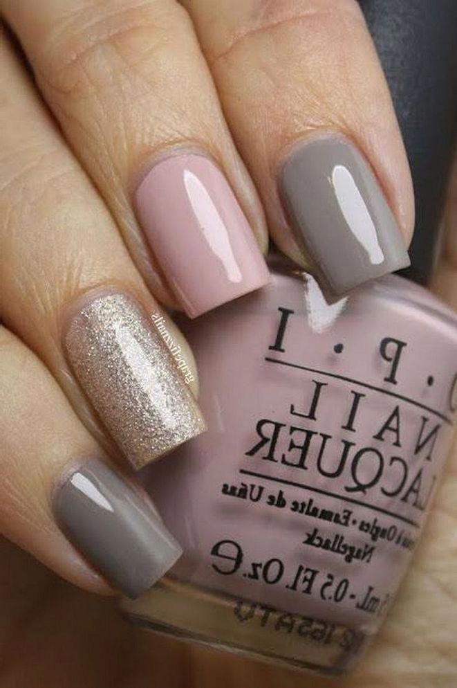The Fight Against Winter Nails Gel Colors Simple Trendy Nails