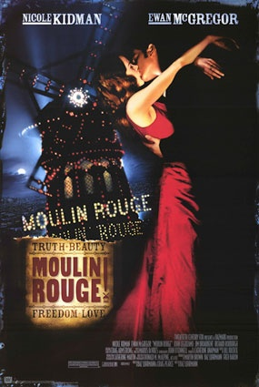 #movies #MoulinRouge
