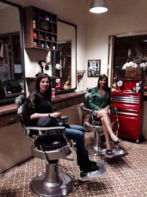 Barberettes   Sexy Girls Haircutting   Pinterest