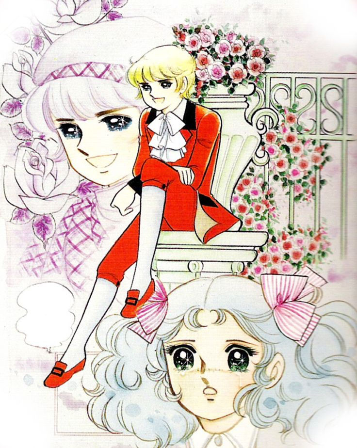 Candy Candy Artbook - candy-candy Photo