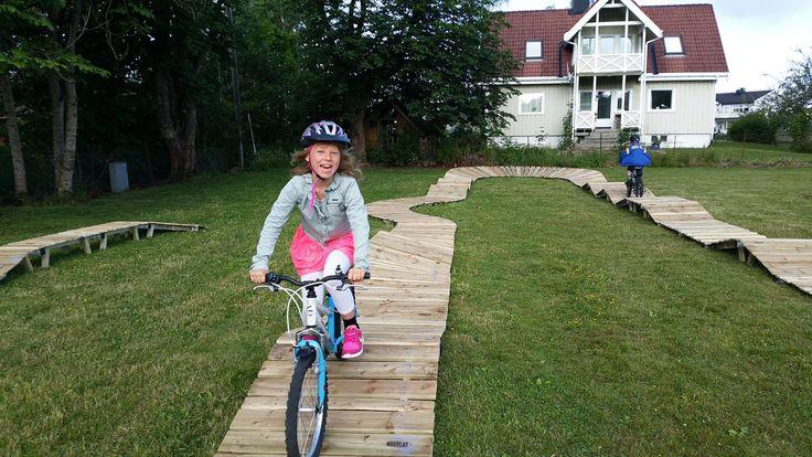 Mobil sykkelbane