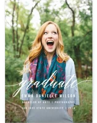 fun graduation announcements - Google Search