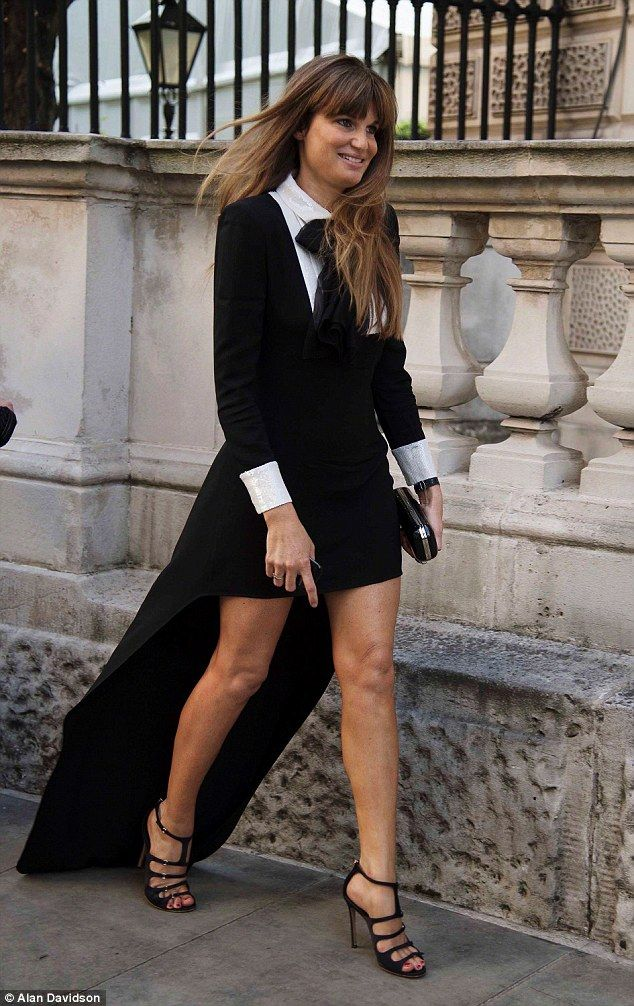 'Sexist': Whatever you do, don't call socialite Jemima Goldsmith (pictured) 'a socialite'...