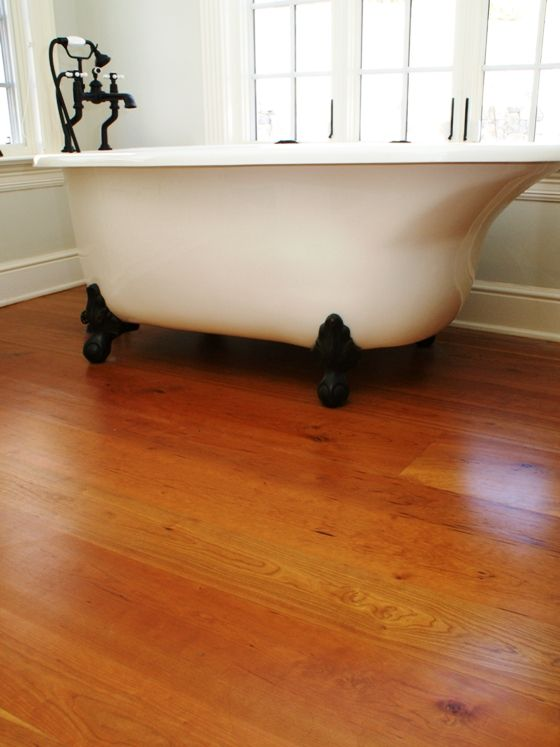 cherry wood is known for being smooth perfect for bare feet wide plank