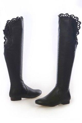 Fantastic and beautiful boots :)