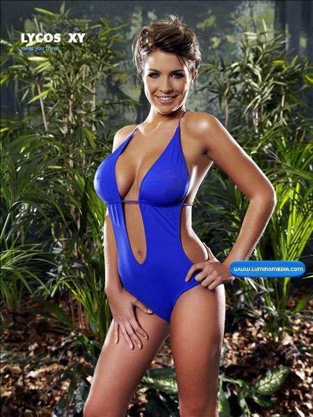 Near-Nude Gemma Atkinson - Hot Pics, Photos and Images