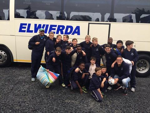 Rugby Tour 2015  