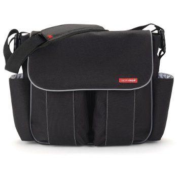 Skip Hop Dash Deluxe Changing Bag (Black): Amazon.co.uk: Baby £49