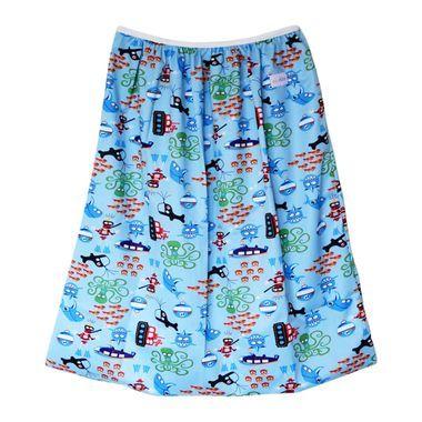 Reusable Cloth Diaper Pail Liner, Diver