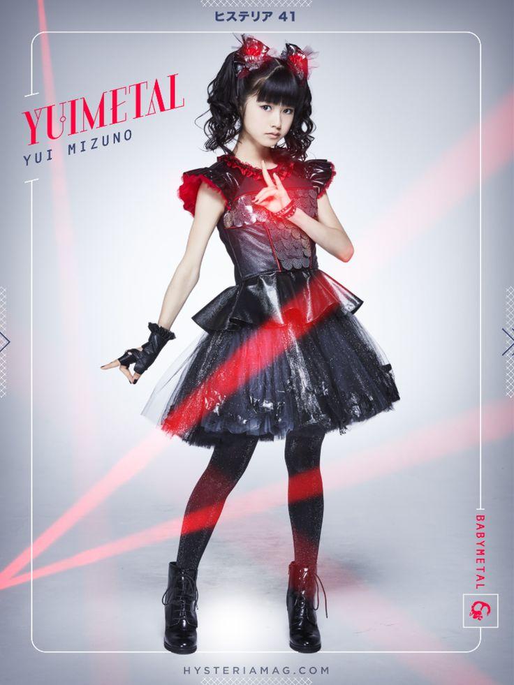 yuimetal / babymetal