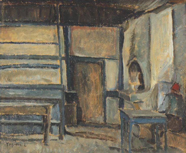 Mamut's Cafe - Lucian Grigorescu