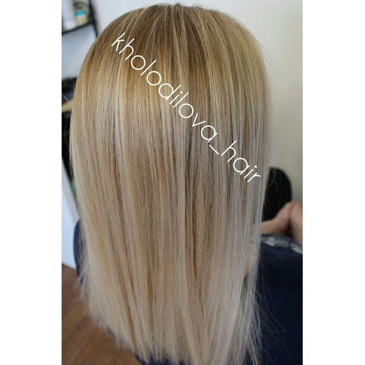 #hair #balayage #haircolor #blond #blondhair #mywork #beauty