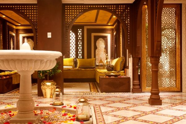 Morocco luxury desert tours with luxury accommodations, luxury desert camp and luxury service.